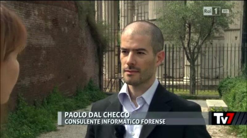 Paolo Dal Checco - Perizia Informatica