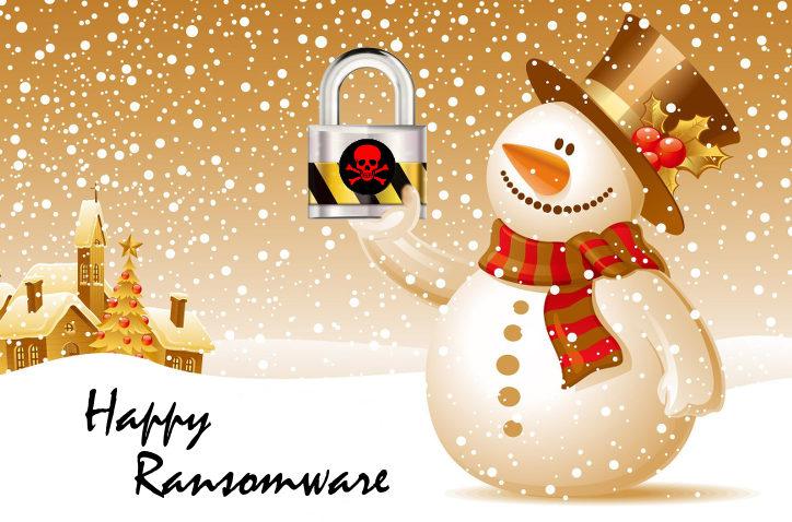 Happy Ransomware