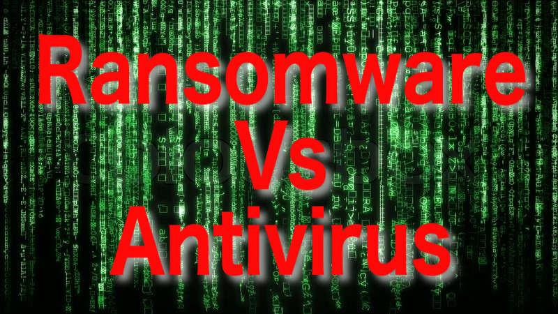 Ransomware Vs Antivirus