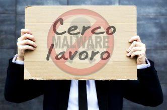 Ransomware nei CV ricevuti dai responsabili risorse umane