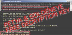 Janus rilascia la Master Decryption Key dei ransomware Petya e GoldenEye