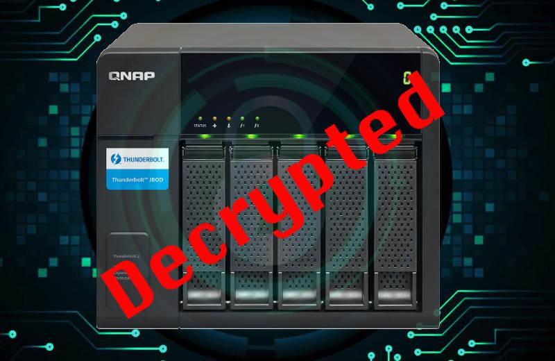 QNAPcrypt eCh0raix decryptor